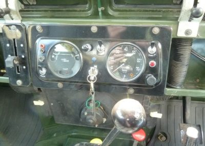 1971 Land Rover Series 2A Diesel