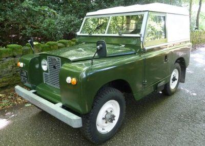 1966 Land Rover Series 2A