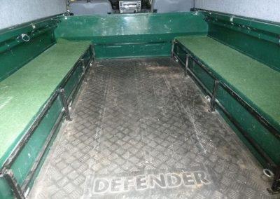 2005 Defender 110 Hard Top