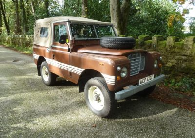 land rover series 3 county