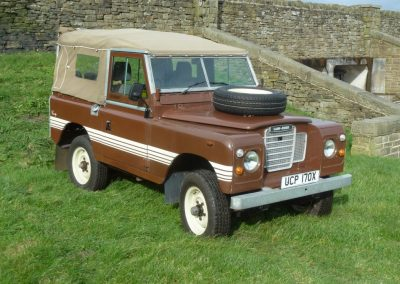 1982 Land Rover County Series 3