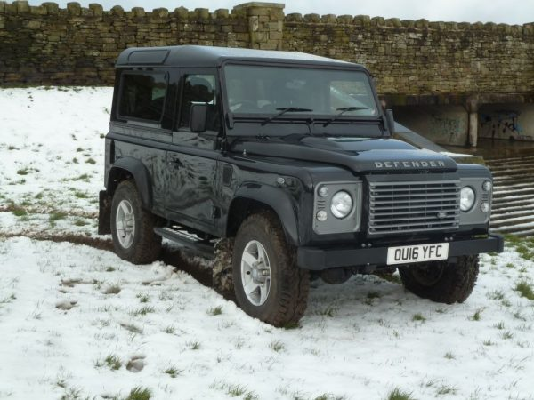 2016 Land Rover Defender 90 XS
