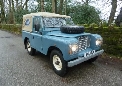 1981 Land Rover Series 3