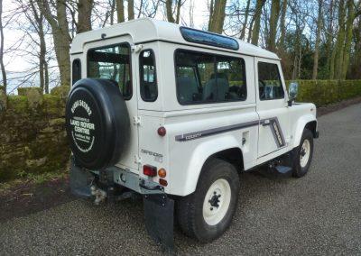 1993 Land Rover Defender 90 - 200TDi