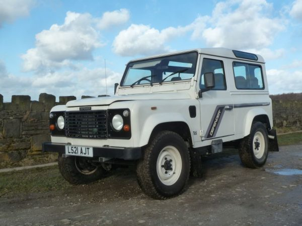 1993 Land Rover Defender 90 - 200 TDi