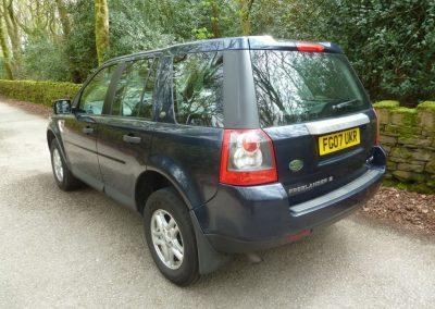 2007 Freelander 2 - Diesel Auto
