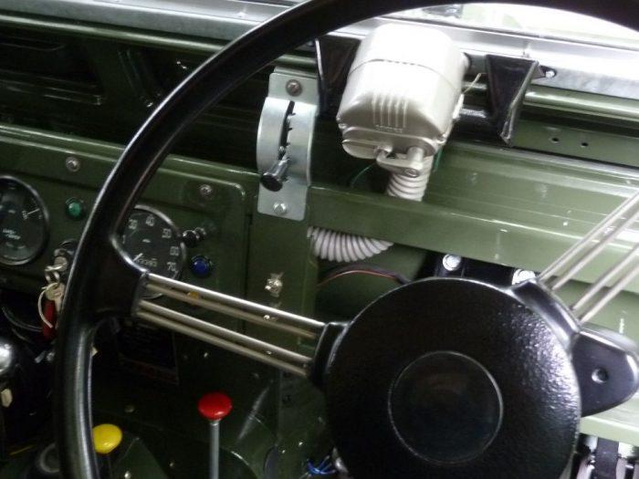 1962 Land Rover Series 2A Diesel - 63,000 miles