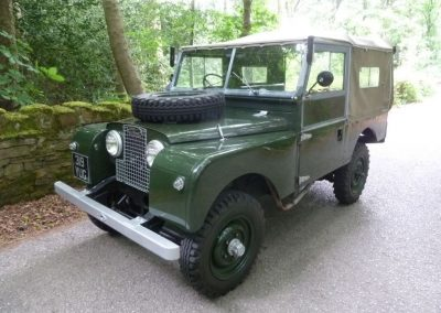 1954 Land Rover Series 1 - 86