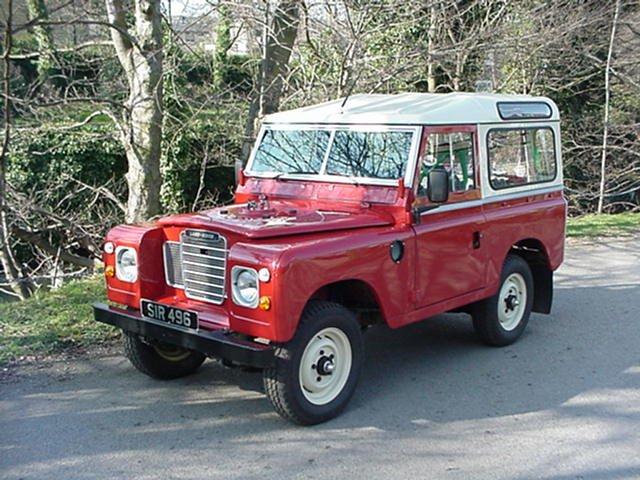 Joe Cavanagh Land Rover Centre