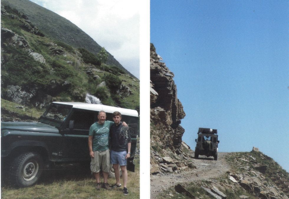 Postcard from the Pyrenees !