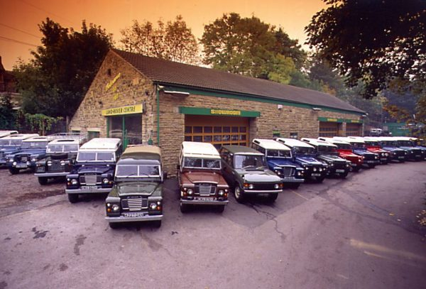 Land Rover Centre Premises