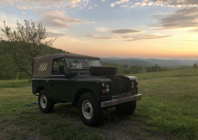 1971 Land Rover Series 2A - New Jersey