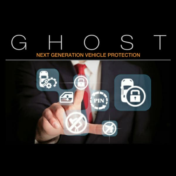 Ghost - Next generation Vehicle protection - Land Rover Centre