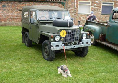 1975 Land Rover Lightweight