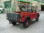 Richard Hammond - top gear presenter - 110 defender V8 soft top - 7 days in the making - day 3 - soft top poles and roll bar fitted - ready for paint