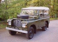 1971- Land Rover SWB 88 Series IIA