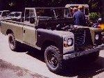 Land Rover Series III - 109 Long wheel base 3 door hard top with safari roof - the refurbishment process