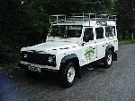 Land Rover Defender 110 - 5 door station wagon