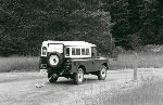 1971 Land Rover series IIA 109 LHD - WWT355J in action at our recent wedding on Orcas Island, Washington