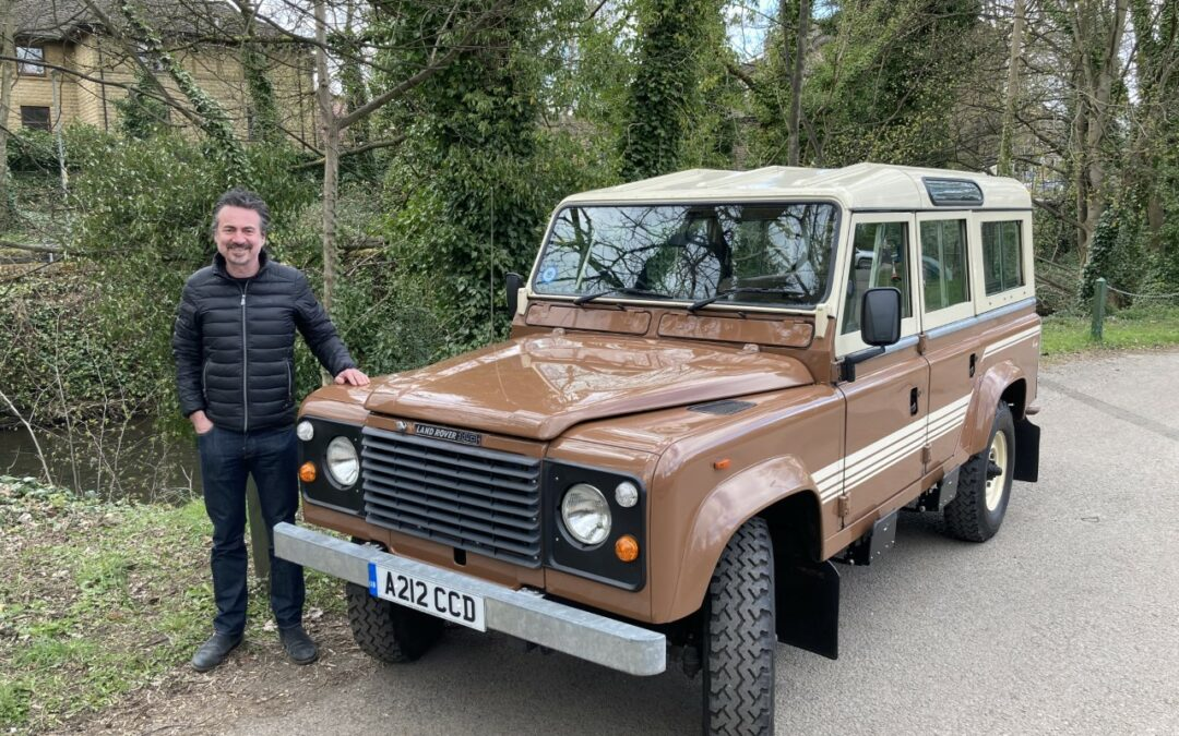 Land Rover One-Ten revisited