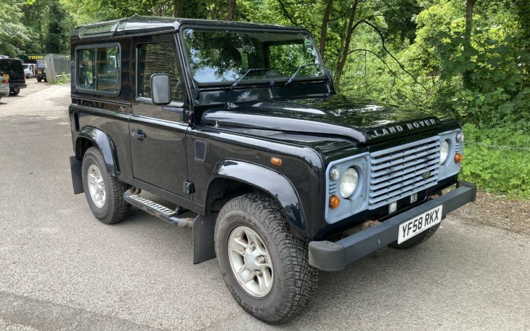 New Arrival – 2009 Land Rover Defender 90 County Station Wagon