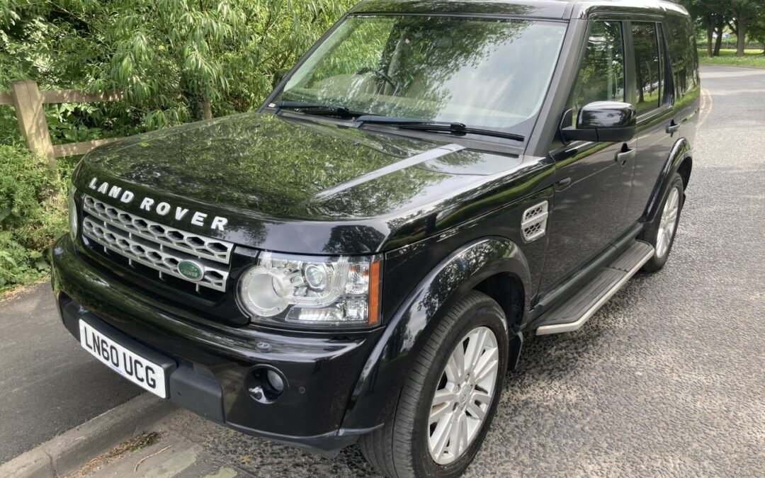 New Arrival – 2010 Discovery 4 HSE Auto