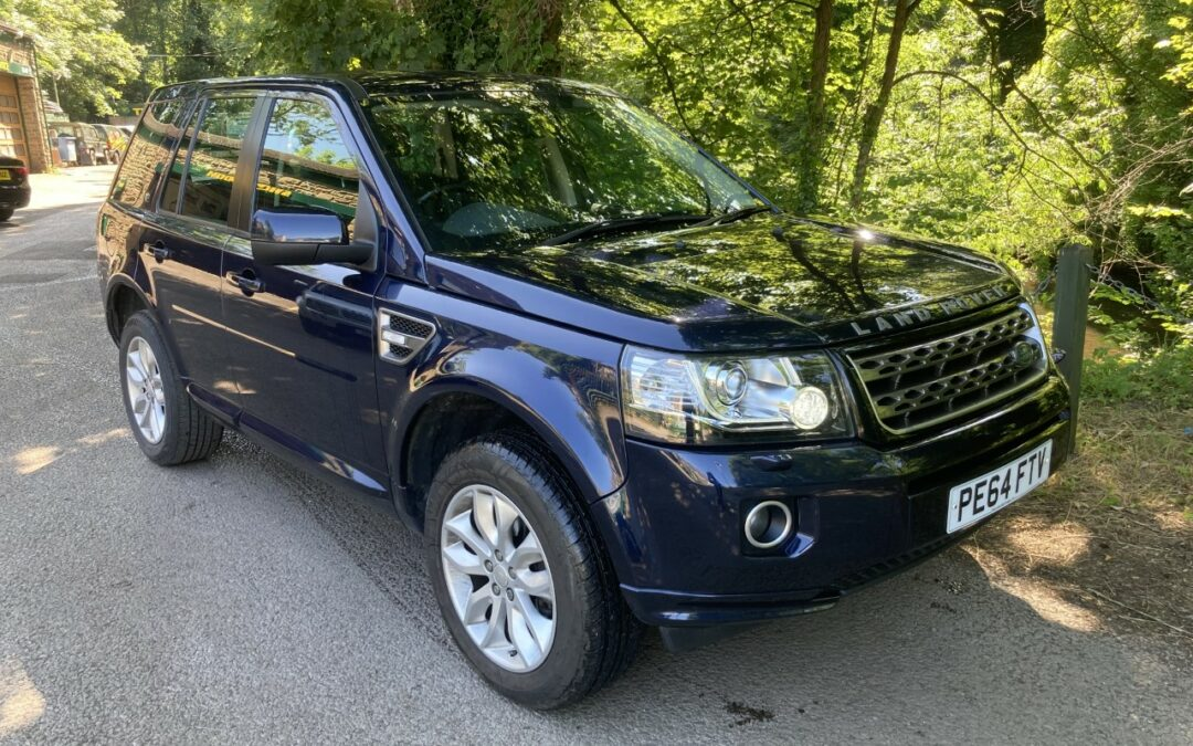 New Arrival – 2014 Freelander 2 – One of the last